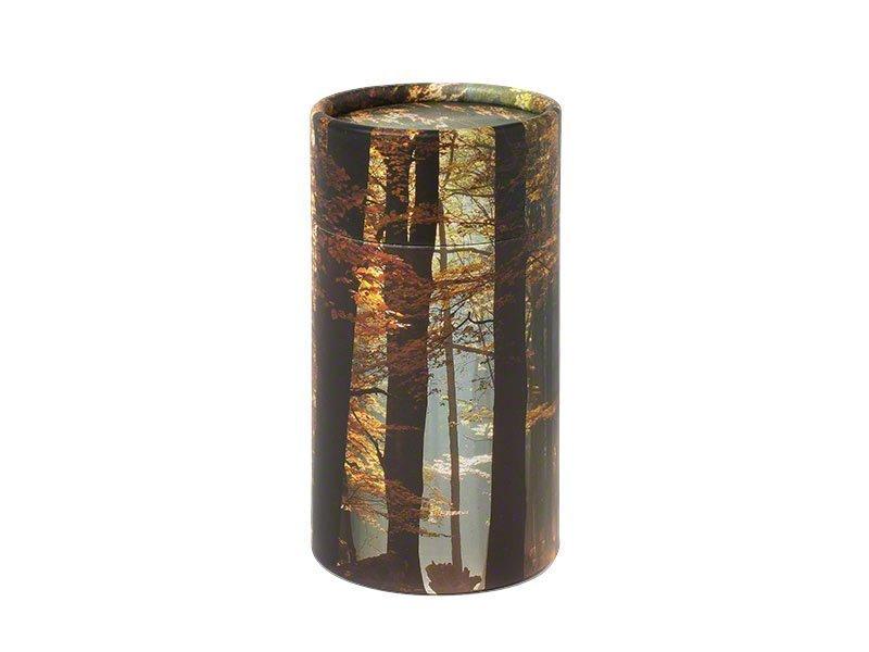Scatter Tube Autumn Design